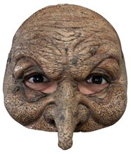 Picture of Wizard Adult Half Mask