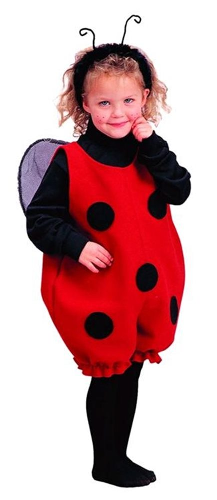 Picture of Little Lady Bug Toddler Costume