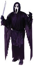 Picture of Ghost Face Scream Adult Mens Costume