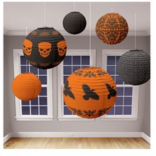 Picture of Halloween Lantern Value Pack 6ct