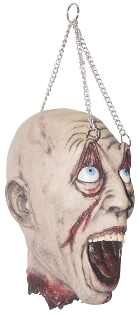 Picture of Hanging Head with Chained Eyes