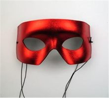 Picture of Red Verona Adult Mask
