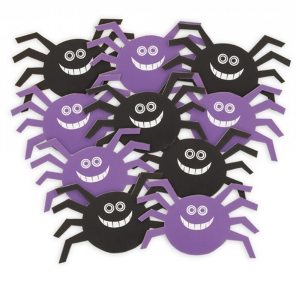 Picture of 10 Spider Cutouts