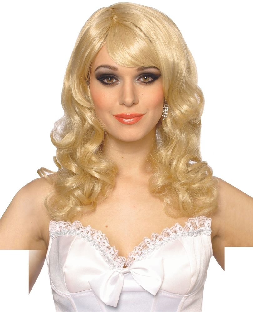 Picture of Blonde Lolita Adult Wig