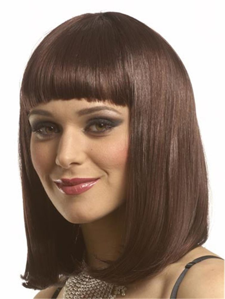 Picture of Brown Peggy Sue Adult Wig