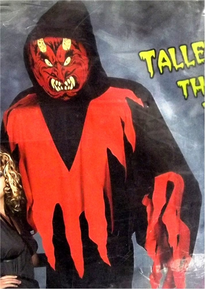 Picture of Devil Tall Terrors Adult Mens Costume