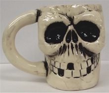 Picture of Skull Mug