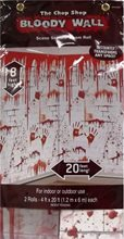 Picture of The Chop Shop Bloody Wall
