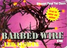Picture of Barbed Wire LED Lights