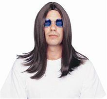 Picture of Brown Rock Icon Adult Wig