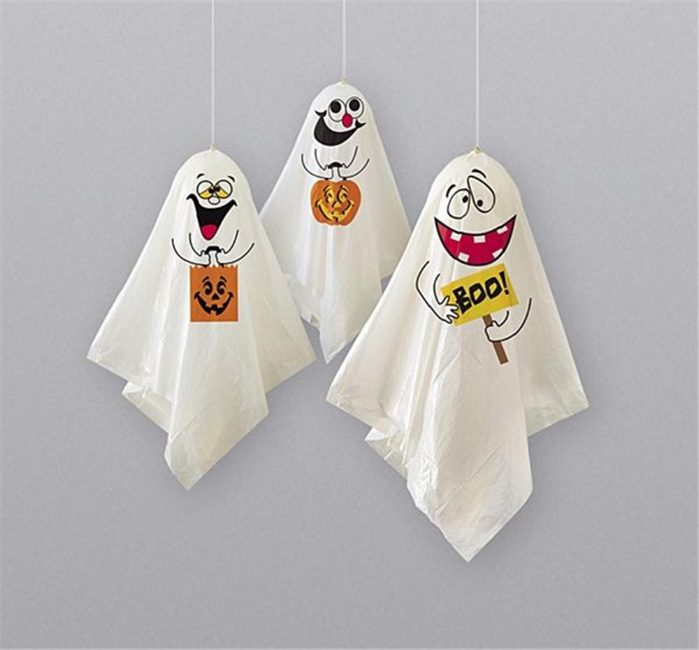 Picture of Hanging Ghost Decorations