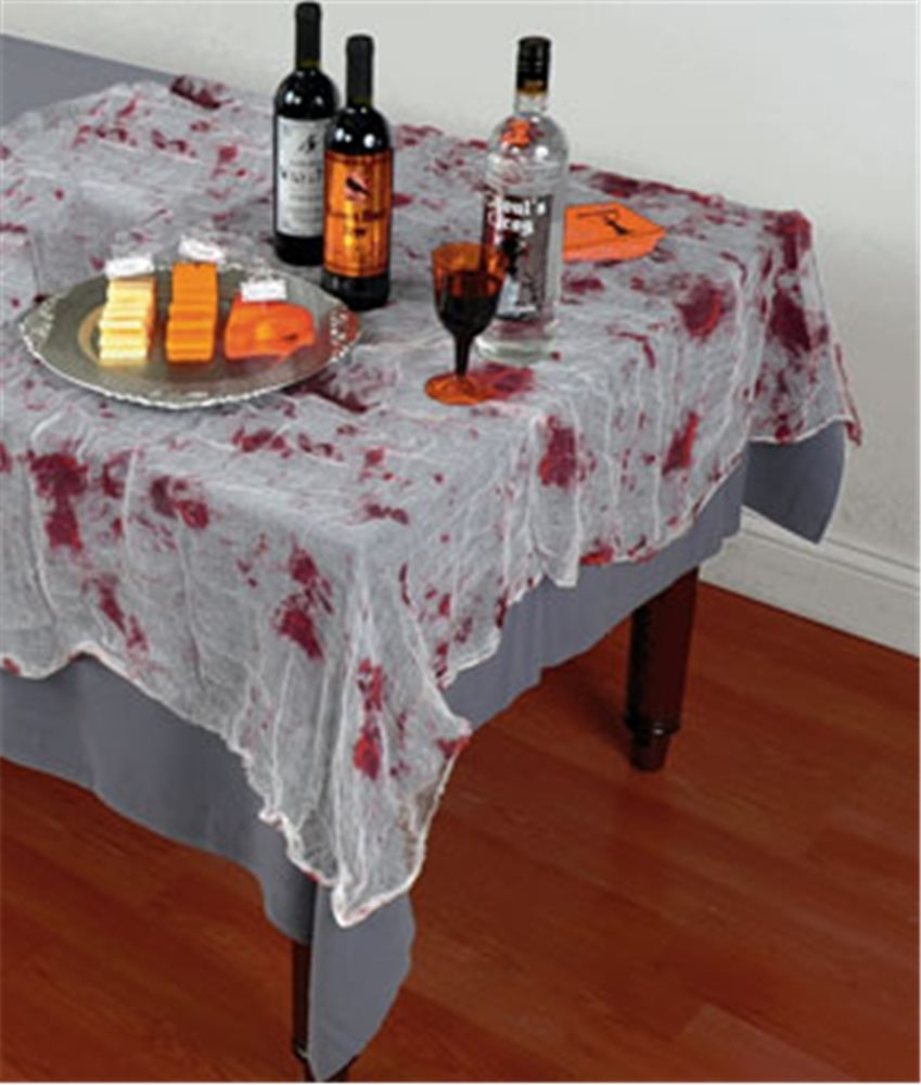 Picture of Bloody Gauze Tablecover