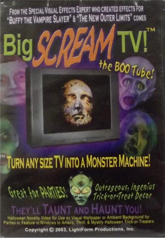 Picture of Big Scream TV DVD