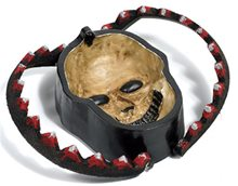 Picture of Skeleton Bear Trap Candy Dish