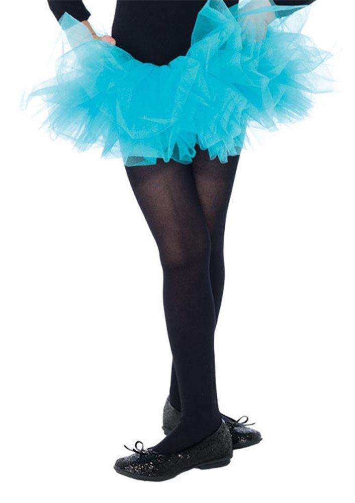 Picture of Turquoise Organza Child Tutu