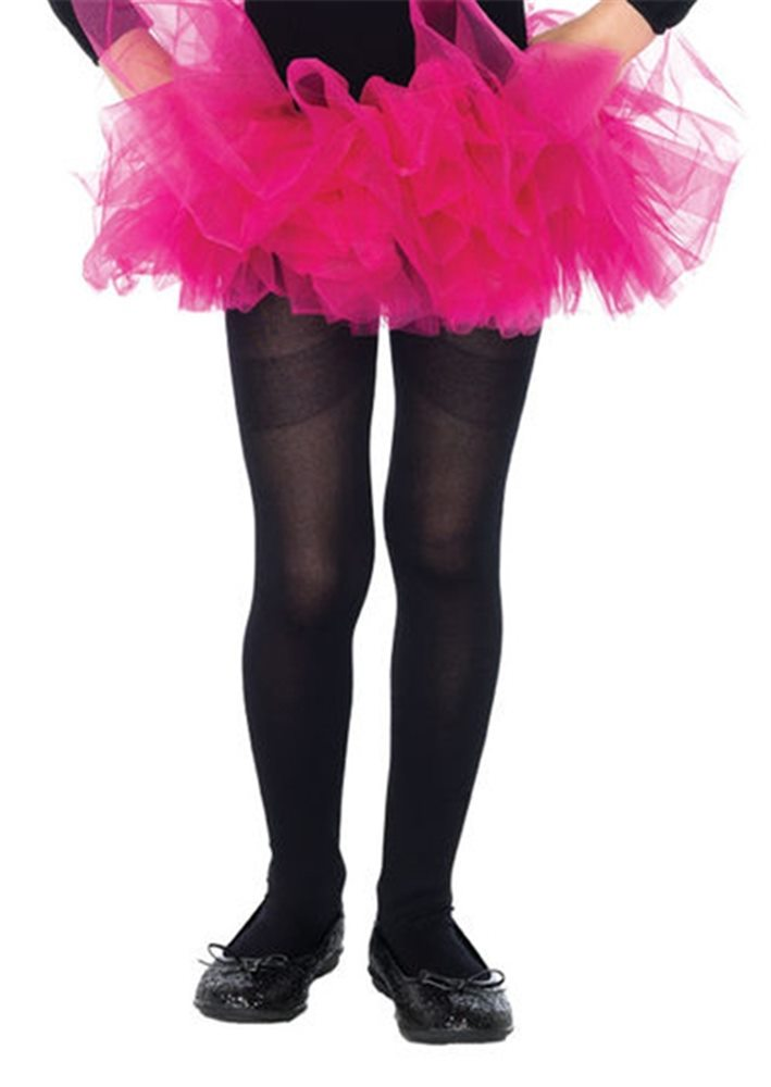 Picture of Neon Pink Organza Child Tutu