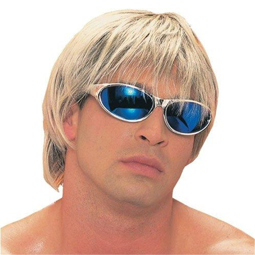 Picture of Surfer Dude Blonde Adult Wig
