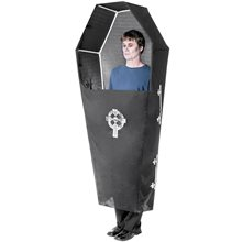 Picture of Coffin Deluxe Adult Costume
