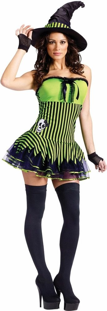 Picture of Rockin' Witch Adult Costume