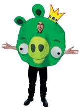 Picture of Angry Birds King Pig Adult Costume