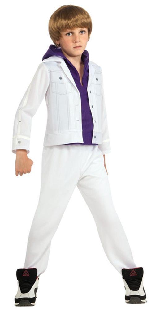 Picture of Justin Bieber Child Costume