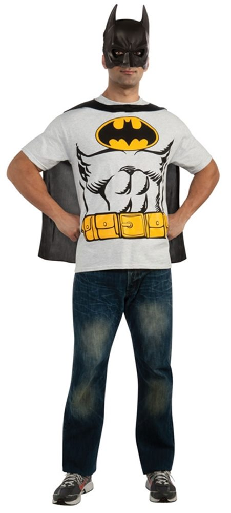 Picture of Batman T-Shirt Adult Mens Costume