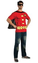 Picture of Robin T-Shirt Adult Mens Costume