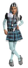 Picture of Monster High Deluxe Frankie Stein Child Costume
