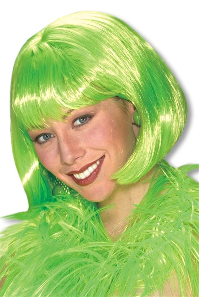 Picture of St. Patricks Day Green Wig
