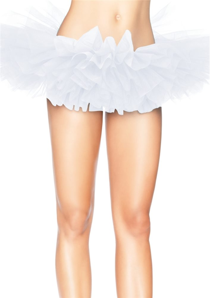 Picture of White Organza Tutu