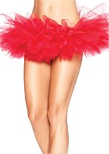 Picture of Red Organza Tutu