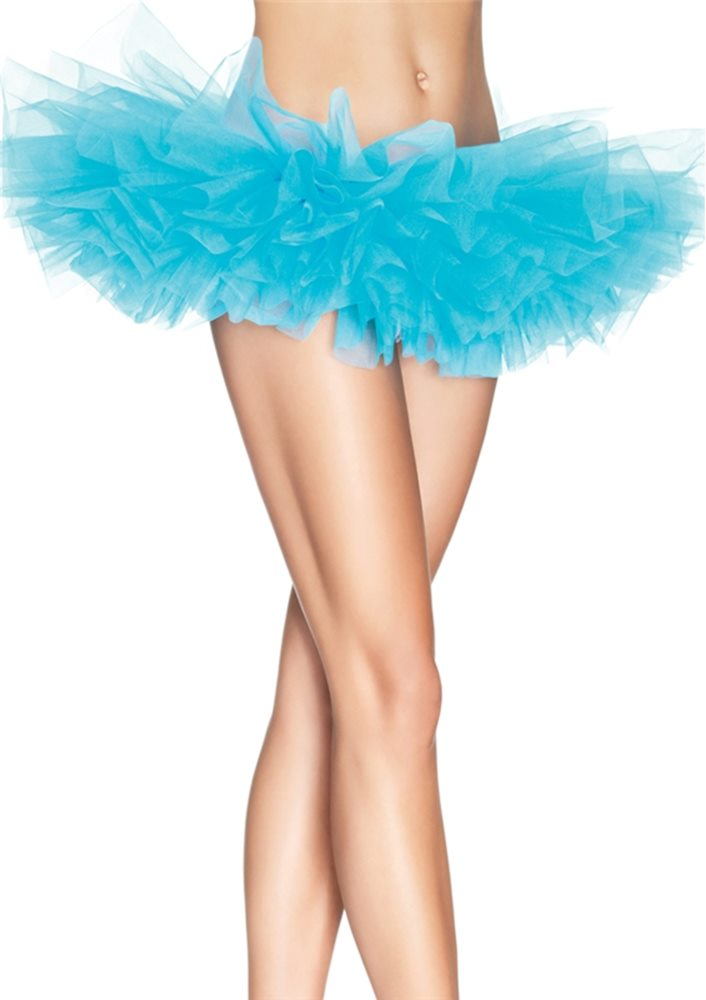 Picture of Turquoise Organza Tutu