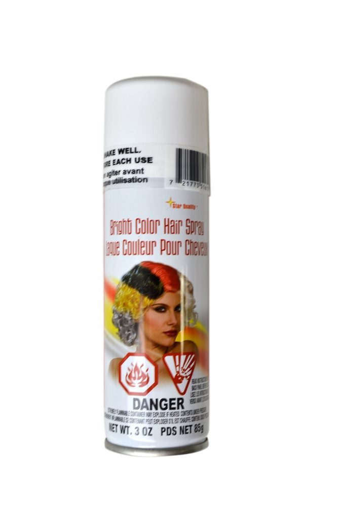 Picture of Neon White Hair Spray