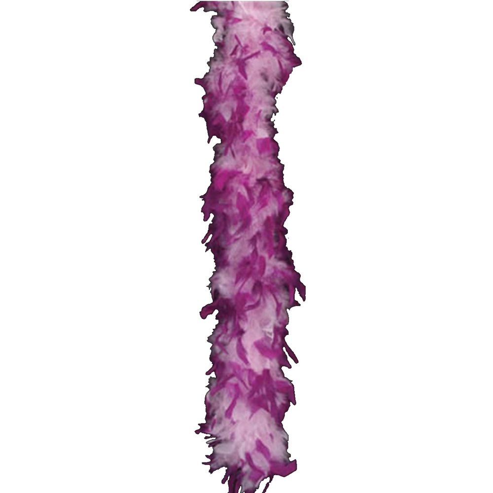 Picture of Pink and Purple Feather Boa