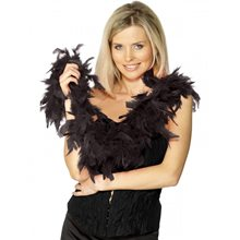 Picture of Black Feather Boa