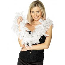 Picture of White Feather Boa