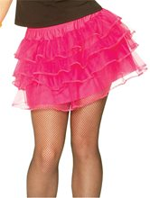 Picture of 80s Hot Pink Petticoat