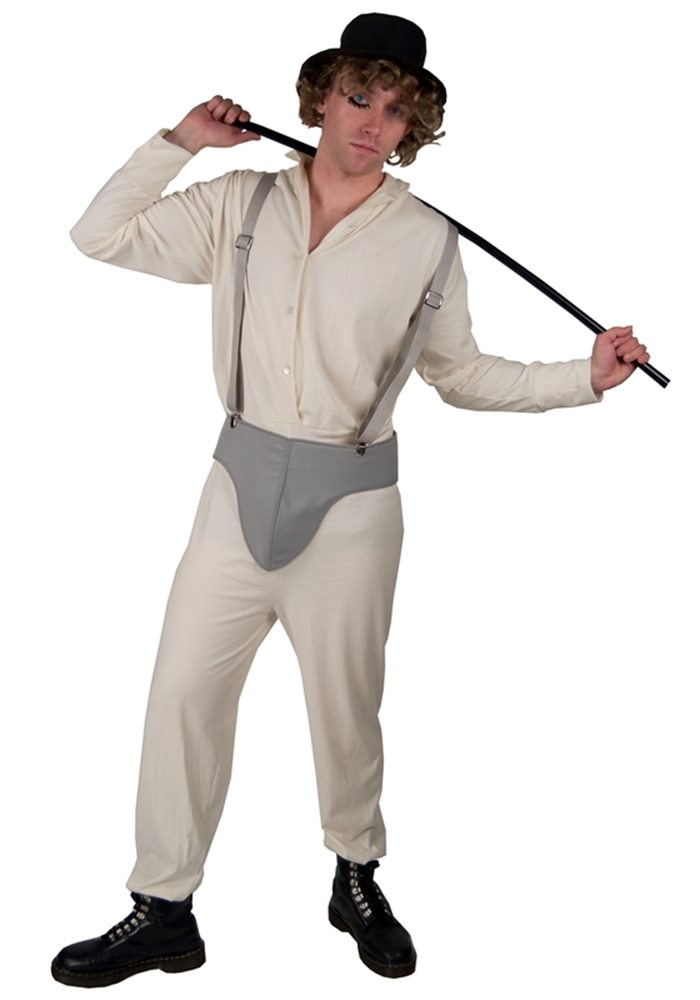 Picture of A Clockwork Orange Brother Droog Adult Costume