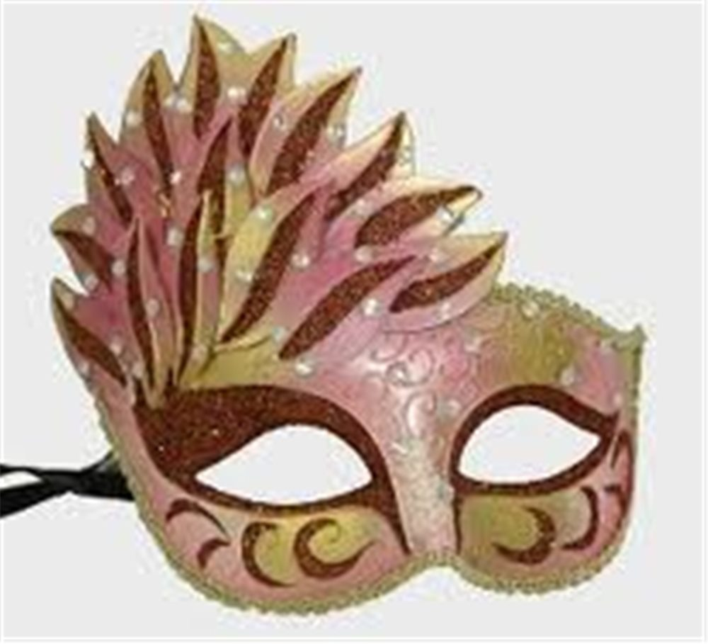 Picture of Flower Mask