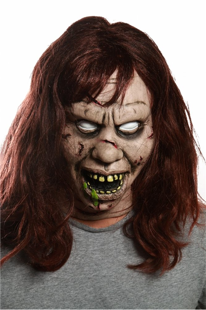 Picture of Exorcist Regan Mask