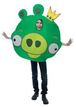 Picture of Angry Birds King Pig Child Costume