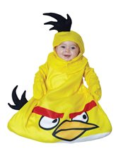 Picture of Angry Birds Yellow Bird Infant Costume