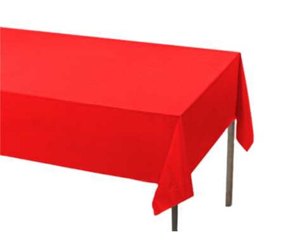 Picture of Red Tablecover