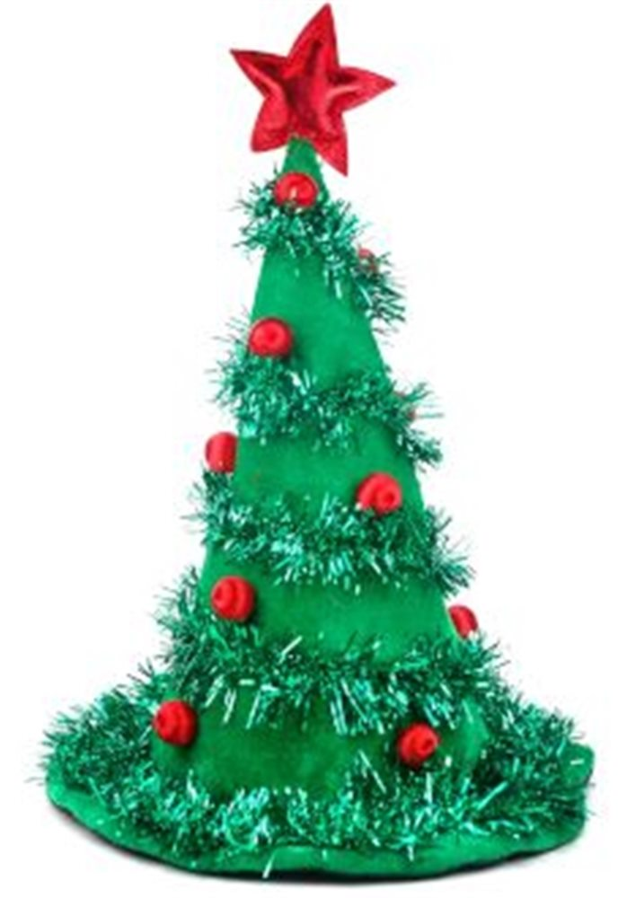 Christmas Tree Light Up Hat - Halloweeen Club Costume Superstore. Christmas Tree Light Up Hat