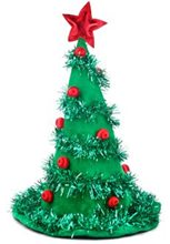 Picture of Christmas Tree Light Up Hat