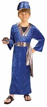 Picture of Blue Wise Man Child Costume