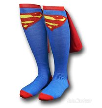 Picture of Superman Socks