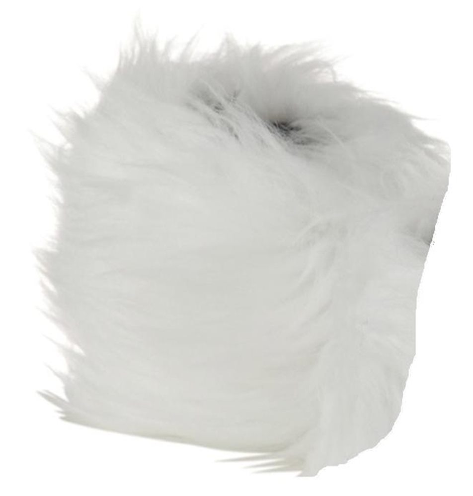 Picture of White Critter Faux Fur Bracelet