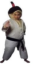 Picture of Inflatable Karate Child Costume