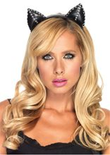 Picture of Stitch Kitty Ear Headband